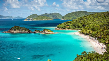 Explore the tropical paradise that St John has to offer
