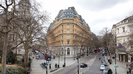 Corinthia Hotel is one of several luxurious spa hotels in close proximity to Covent Garden