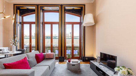 Look no further for a designer apartment in central Porto
