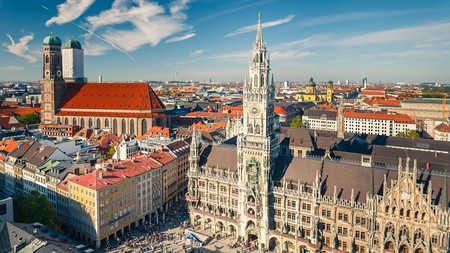 Stay a little longer in Munich by taking up residence at one of these fabulous apartments