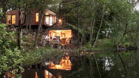 The Gilpin Lake House makes for a perfect couple's retreat