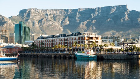 The V&A Waterfront in Cape Town offers some of the city's best shopping, dining and entertainment options