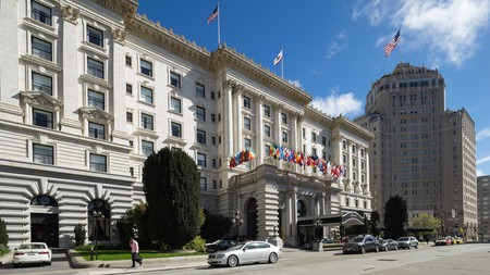 The historic Fairmont Hotel offers chiropractic services, acupuncture, nutrition counseling and massage
