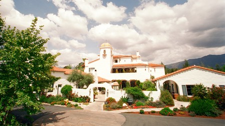 Ojai Valley Inn's rooms and suites have the feel of a Spanish hacienda
