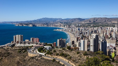 Enjoy the Spanish sunshine and exciting nightlife on a trip to Benidorm