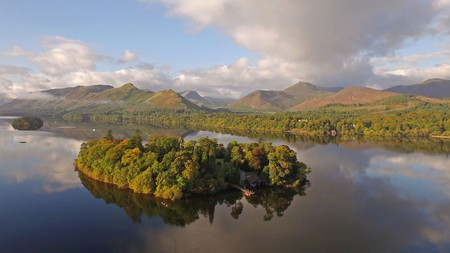 The scenic mountain landscapes of the Lake District draw visitors year after year