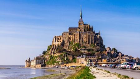 Le Mont-Saint-Michel, Basse-Normandie, France