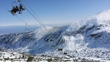 Take to the ski slopes in Borovets, Bulgaria