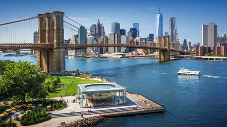 EVEN Hotel Brooklyn is near must-see attractions, such as Brooklyn Bridge Park and Jane's Carousel