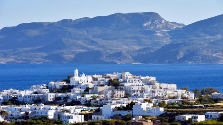 The charming village of Adamas is a must-see on a trip to Milos