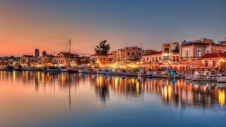 Aegina boasts a number of archaeological sites and is just a quick trip from Athens