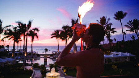 The Four Seasons Resort Maui at Wailea offers its guests a cultural experience
