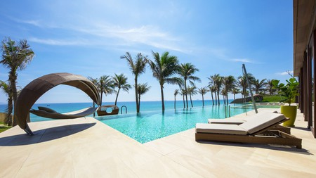 Fusion Resort, in Cam Ranh, offers a spa-inclusive concept