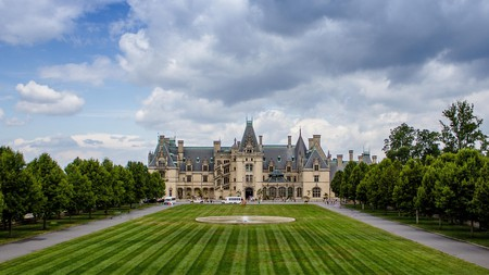 You can't miss a visit to the Biltmore Estate on a trip to North Carolina