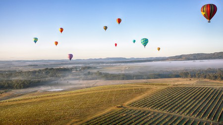 The Hunter Valley is a beautiful Australian region known for its wine
