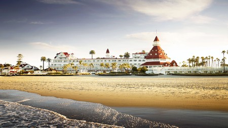 Coronado is a gem of a vacation destination adjacent to San Diego