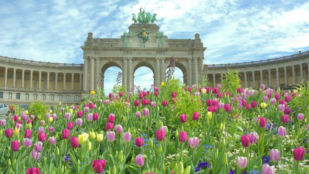 When in Brussels, stay off the tourist-friendly path and explore hidden gems such as the Parc du Cinquantenaire