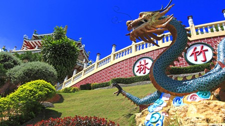 There's plenty to see and do in Cebu City, including a visit to this Taoist temple