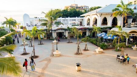 Hotel Slipway in Dar-es-Salaam is one of many fabulous hotels in Tanzania