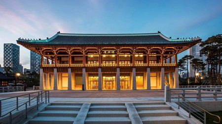 South Korea mingles ancient heritage with hyper-futurism, providing a great diversity of options when it comes to hotels