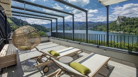Take in incredible views of Lake Bled at Hotel Park – Sava Hotels & Resorts