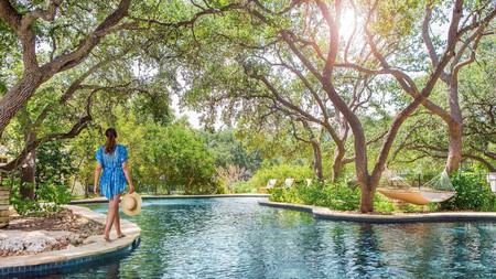 The Hyatt Regency Hill Country Resort & Spa is one of the best spa hotels in San Antonio