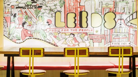 The Ibis Styles offers its guests a sleek, modern experience