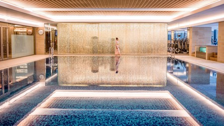 Luxury options range from traditional ryokan to contemporary spas