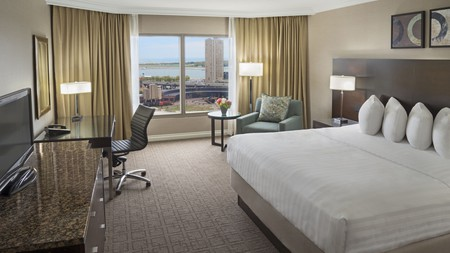 Some hotels in Toronto offer a home-like environment with apartment-style amenities