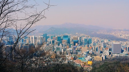South Korea's huge capital city, Seoul