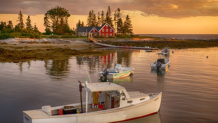 Maine's beauty and tranquility will ensure a truly relaxing vacation