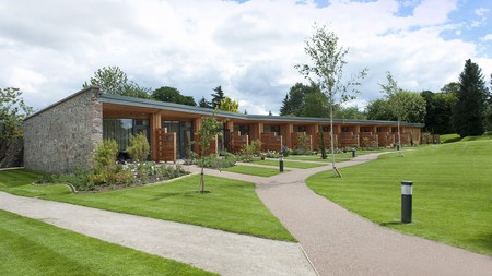 Stay in the Garden Rooms at Kingsmills Hotel, Inverness, for a rural getaway in the city
