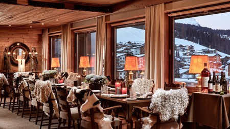 The Kristiania is a flamboyant and cosy hotel in Lech, Austria