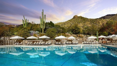 Meditate, relax and explore at Loews Ventana Canyon Resort