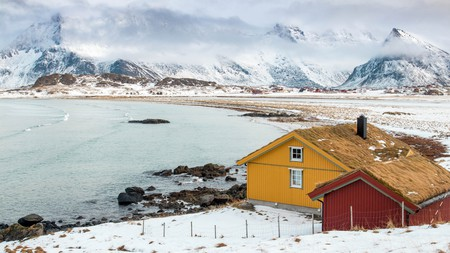 This is one of the northernmost populated regions in the world