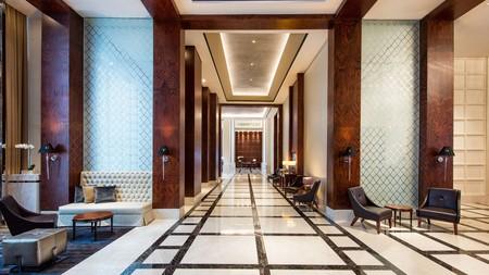 The Makati Diamond Residences exudes elegance and luxury