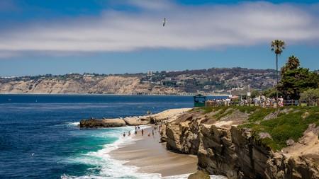 La Jolla Riviera Inn is located near beautiful La Jolla Cove and Scripps Pier