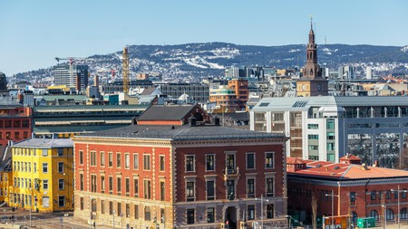 Stay in an apartment in one of Oslo's many cool districts