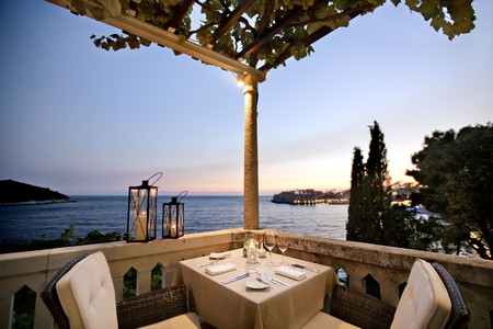 Enjoy a quiet, relaxed stay at Villa Orsula, one of Dubrovnik's best hotels
