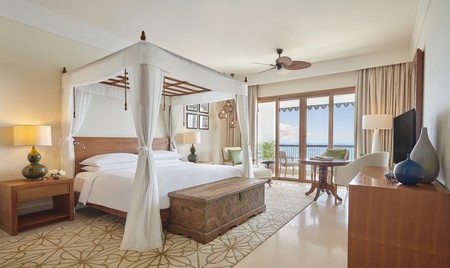 Find the Park Hyatt Zanzibar in the middle of the Unesco-listed Stone Town
