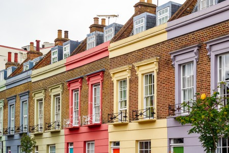 Colourful houses aren't the only thing that makes Camden a quirky place to visit