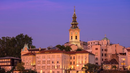 Belgrade has a variety of hotels to suit all budgets and tastes