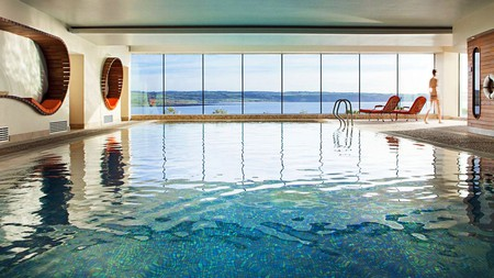 Take a dip in the pool and relax at one of these spa hotels in Ireland