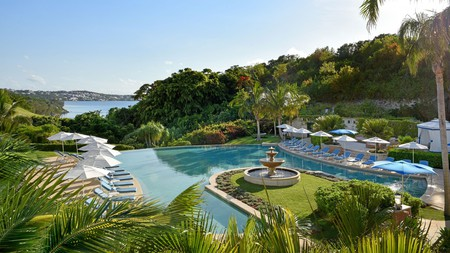 Rosewood Tucker's Point Bermuda's design is as idyllic as its backdrop