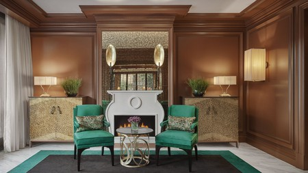 Indulge in an opulent stay at the Rosewood Washington DC