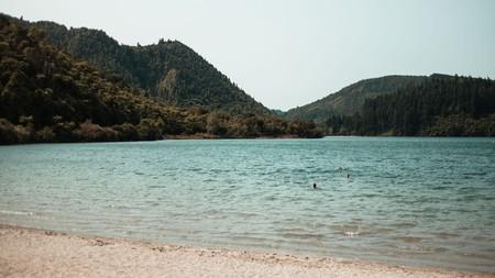 Lake Tikitapu is one of many lakes to explore in the Rotorua region