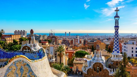Nurture your creative side with a stay at one of the best Barcelona hotels for art lovers