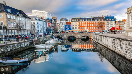 Copenhagen is a buzzing metropolis, combining classic architecture with cool, modern design