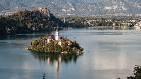 Slovenia has a fairytale feel with its beautiful landscapes