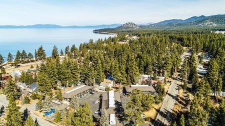 Relax on the shore of Lake Tahoe with a stay at one of its top beachfront hotels